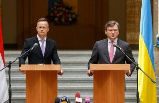 Зустріч Зеленського і Орбана залишається на порядку денному
