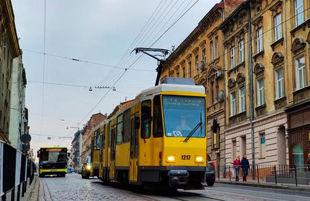 Львівські трамваї, які купили у Берліні, зекономили для Львова більше 6 мільйонів гривень