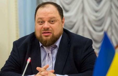 Стефанчук каже, що скоро з'явиться новий законопроект про місцеві референдуми