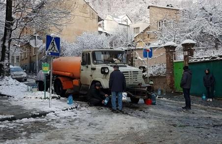 Завтра мешканці кількох вулиць Львова залишаться без водопостачання