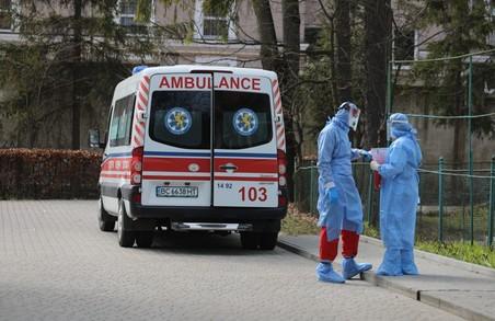 У Львові формують мобільні бригади для першого етапу вакцинації від COVID-19