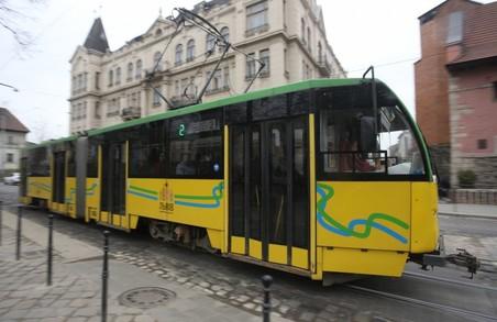 Маруняк обіцяє, що у 2021 році у Львові відремонтують 55 трамваїв і 19 тролейбусів