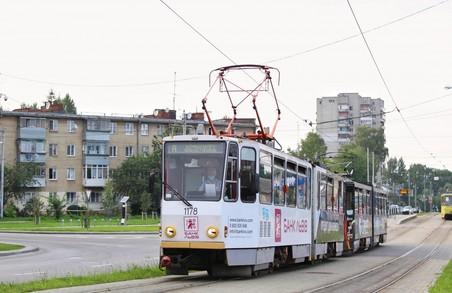 Маруняк визнала прорахунки під час проектування «Трамвая на Сихів» у Львові