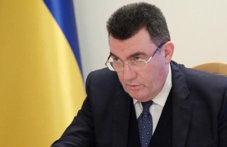 Данілов каже, що в Україні йде шпигунська війна, агентура Росії просто шалена