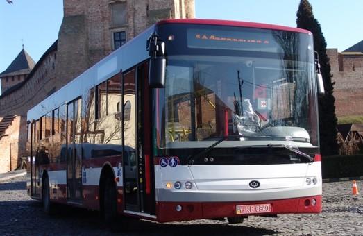 «Богдан Моторс» і далі боротиметься за право постачати автобуси до Львова