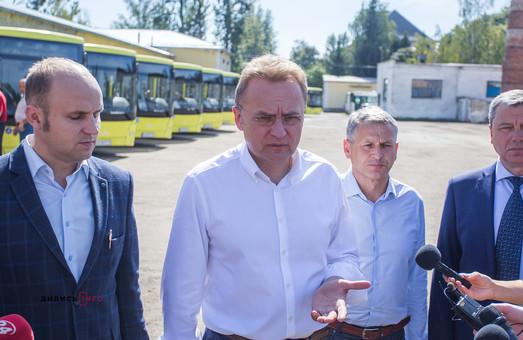 У Львові під час міжнародного «автобусного» тендеру не передбачили пріоритет вітчизняного виробника, який передбачений правилами ЄІБ