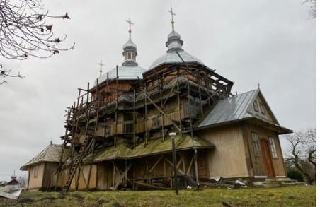 Чиновники департаменту архітектури та управління туризму Львівської ОДА втретє оглядали пам'ятки архітектури в області