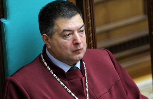 У Венедиктової проситимуть Зеленського продовжити відсторонення голови Конституційного суду Тупицького