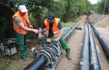 У Львові через ремонти водогону в Винниках завтра будуть перебої із водопостачанням
