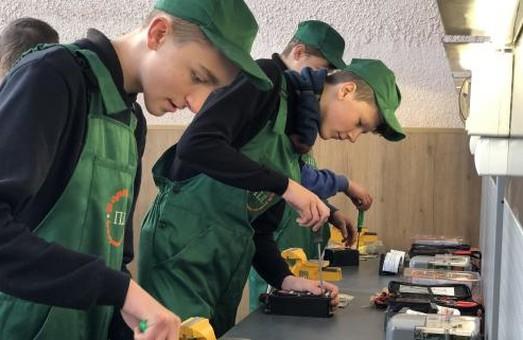 Львівщина подала найбільше заявок на створення навчально-практичних центрів
