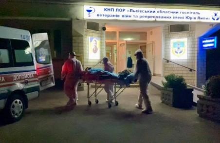 На Львівщині у понеділок 8 лютого виявили менше сотні нових випадків COVID-19