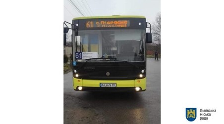 Автобусні маршрути, які курсують в межах Львівської ОТГ нарешті повністю узаконять