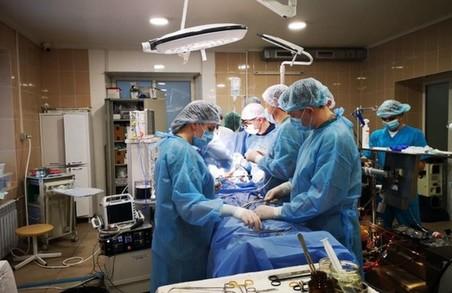 У Львові провели чотири операції із трансплантації органів