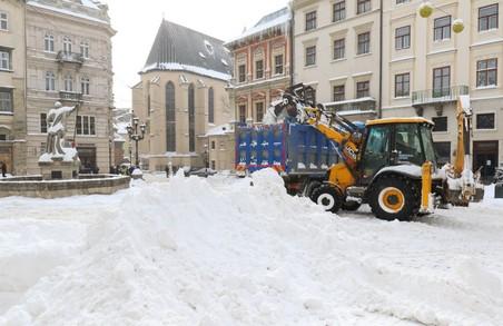 Субота та неділя будуть робочими для комунальних служб Львова