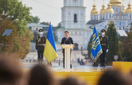 Андрій Єрмак анонсує візити високих іноземних гостей до 30-річчя Незалежності України