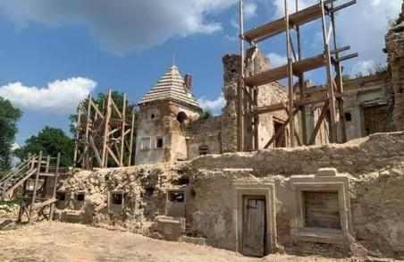 Питання фінансування Поморянського замку на Львівщині облрада прийматиме на початку березня