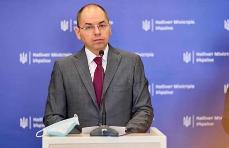 За словами Степанова МОЗ уже передав всі матеріали про закупівлю вакцини НАБУ