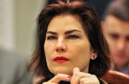 Венедіктова каже, що у «справі Татарова» немає права давати політичних оцінок