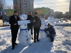 У Львові активісти увічнили «Інститут просторового розвитку», який очолює позаштатний радник Андрія Садового