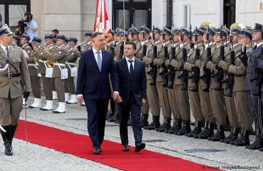 Президенти України і Польщі обговорили інфраструктурні проекти на кордоні