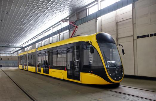 Київ купив 20 нових трамваїв українського виробництва