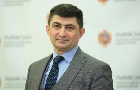 Віталій Загайний став заступником «губернатора» Львівщини