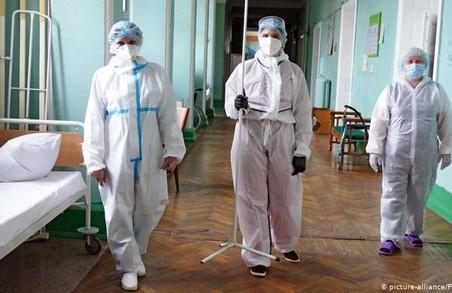 На Львівщині у вівторок 2 березня 2021 року виявили 403 нових випадки COVID-19