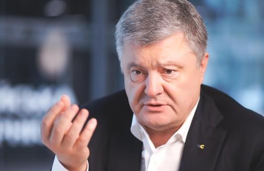 Порошенко звинуватив Офіс Зеленського у дискредитації «Європейської солідарності» з допомогою санкцій проти Медведчука