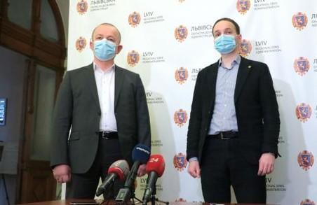 На Львівщині від завтра вакцинацію від COVID-19 почне іще три мобільні бригади – у Золочеві, Самборі і Червонограді