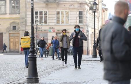 Мер Львова закликає львів'ян на вихідних залишатися вдома