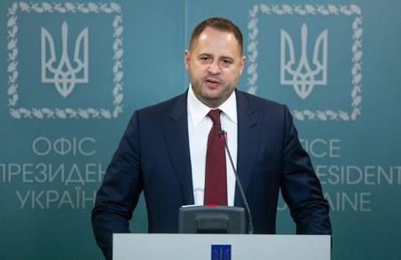 Єрмак сподівається, що вступ України в НАТО буде максимально прискорений