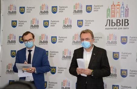 У Львові планують облаштувати іще 700 «ковідних» ліжок в медичних закладах міста