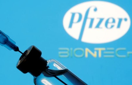 Антиковідну вакцину від «Pfizer» виготовлятимуть також у Індії