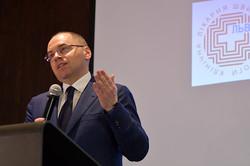 Міністр охорони здоров'я України Максим Степанов