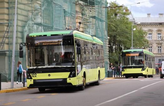 В «Львівелектротрансі» обіціють випускати на маршрути 145 одиниць електротранспорту