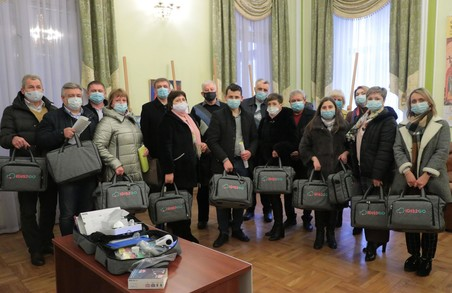 На Львівщині усі лікарські амбулаторії отримали телемедичне обладнання (ФОТО)