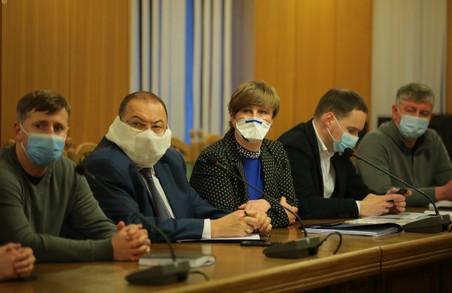 На Львівщині планують збільшити кількість «ковідних» ліжок в опорних медзакладах
