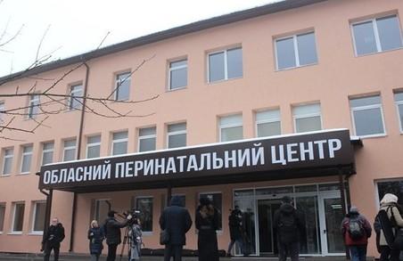 Друга черга Львівського обласного перинатального центру готова на 98%