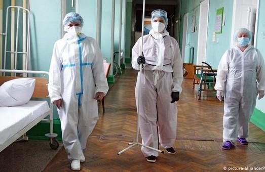 На Львівщині знову виявили понад 1000 нових випадків COVID-19