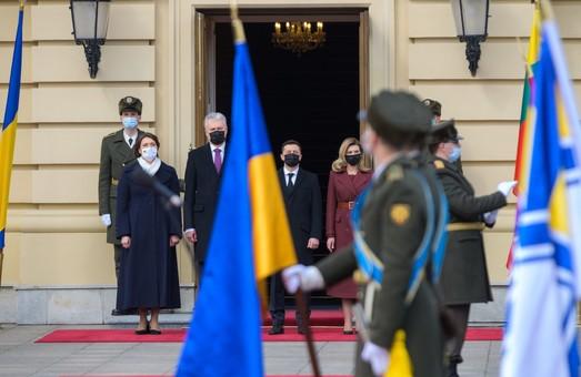 Литва підтримуватиме європейський вибір України