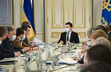 Рада нацбезпеки і оборони запровадила санкції проти 27 колишніх посадовців, включно із президентом-втікачем Янковичем