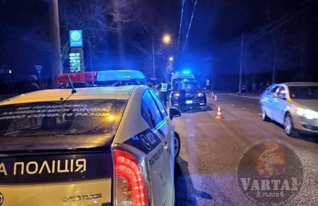 У Львові через недбалість дорожників в автомобілі загинула дитина