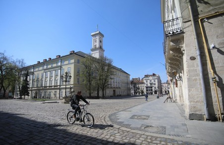 У Львові жорсткий карантин продовжили до 4 квітня
