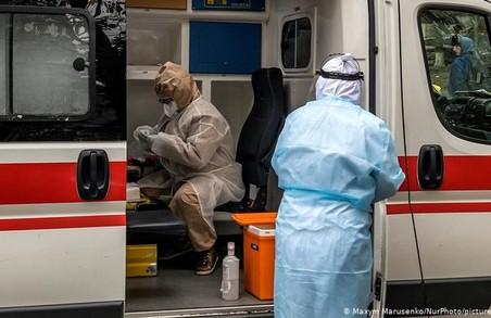 У понеділок 22 березня 2021 року на Львівщині виявили майже 1000 нових випадків COVID-19