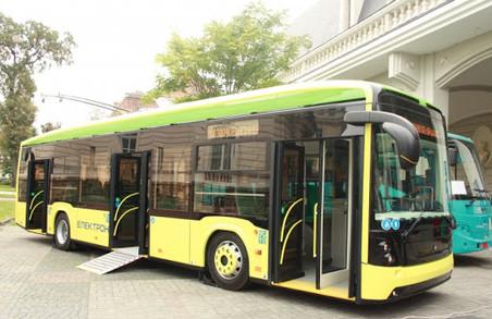 Львівський тролейбусний маршрут змінюється внаслідок реконструкції вулиці Степана Бандери