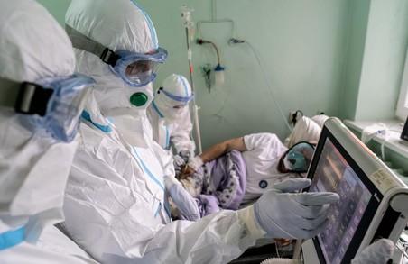 На Львівщині 23 березня виявили понад 900 нових випадків COVID-19