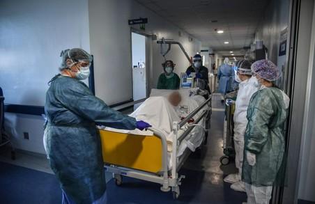 На Львівщині у неділю 28 березня виявили 820 нових випадків COVID-19