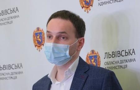 На Львівщині заповнено уже 71% ліжок для «ковідних» пацієнтів