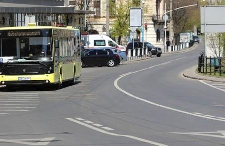 У Львові на час локдауну не функціонуватимуть три автобусні маршрути