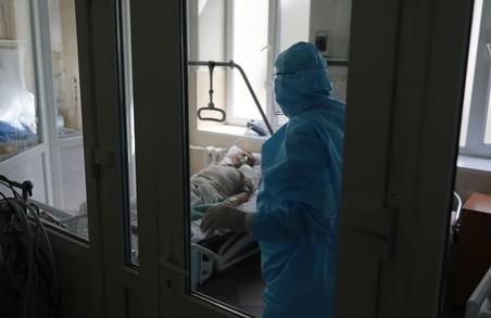 На Львівщині у вівторок 30 березня виявили 833 нові випадки COVID-19
